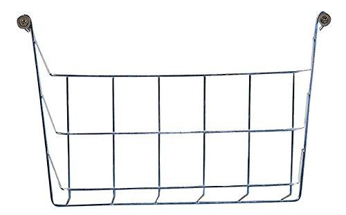 Kerbl 74109 Kaninchenraufe verzinkt, 20 cm