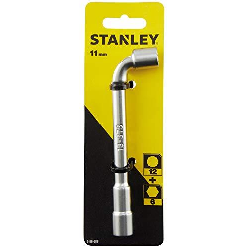 Stanley 2-86-688 Clé à pipe débouchée 6 x 12 pans 11 mm