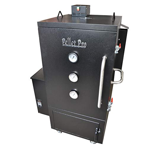 The Pellet Pro 2300 Vertical Pellet Smoker