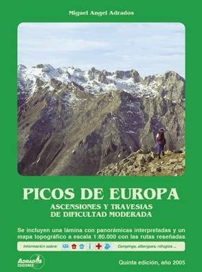 La Cordillera Cantábrica con esquis y raquetas de nieve (Vol 2): Volumen 2 Entre Pajares y Los Ancares