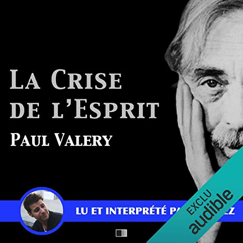 La crise de l'esprit audiobook cover art
