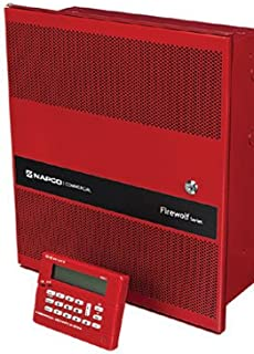 NAPCO SECURITY SYSTEMS GEMCFW32KT GEM-C Commercial Fire Alarm Panel Kit, i