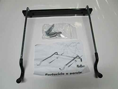 portaciclo Portabicicletas a pared Gist C/Brazos plegables.