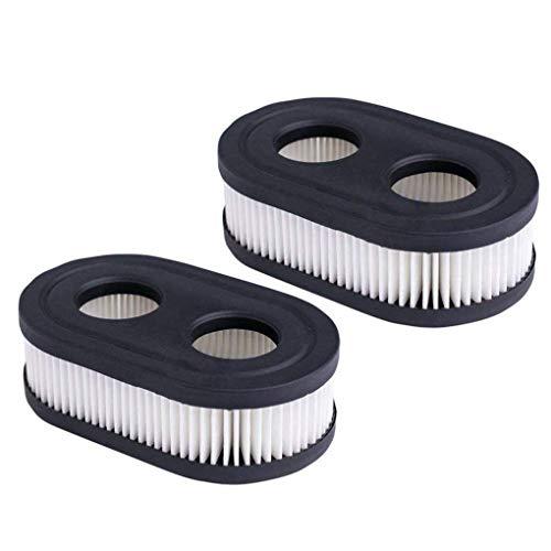 Forbestest 2ST 798.452 Rasenmäher Ansauganlage Filterpatrone Reiniger Ersatz für Briggs & Stratton 550E-550EX Series