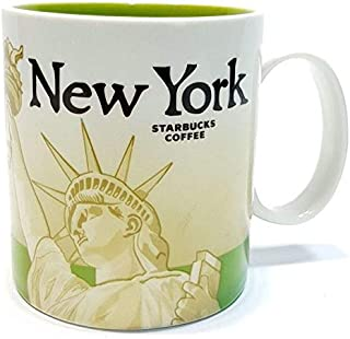 Starbucks Coffee NEW York Global Icon Collector Series City Mug Cup Skyline-discontinued-grab It NOW