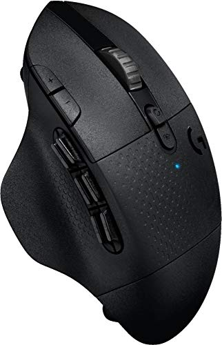 Logitech G604 Lightspeed Wireless Gaming Mouse (Renewed)