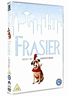 Frasier - Best Of Christmas [DVD] (B001CT1DFY) | Amazon price tracker / tracking, Amazon price history charts, Amazon price watches, Amazon price drop alerts