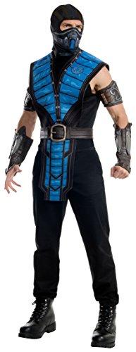 Rubie's Men's Mortal Kombat X Sub-Zero Costume, Multi, Standard