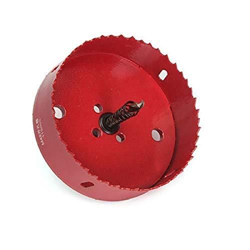 ChaRLes 110-200Mm M42 Hss Lochsäge Cutter Bohrer Bi Metallspitze Bohrer Für Aluminium Eisen Holz - 170mm