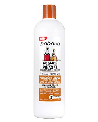 Babaria Champú Protector - 600 ml