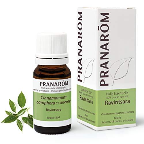Pranarôm - Aceite Esencial de Ravintsara - Hoja - 10 ml
