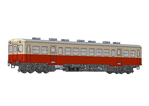 PLUM HOゲージ 小湊鐵道 キハ200形 前期型 1/80スケール ボディ着色済み 未組立プラキット PP099