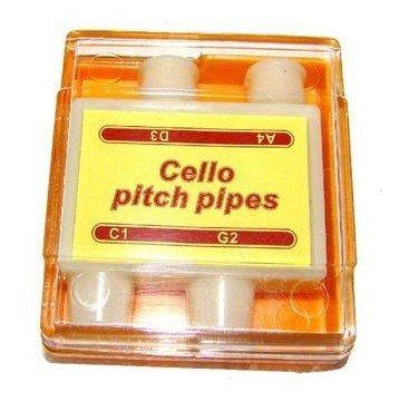 Merano PC10 Viola Cello Pitch Pipe