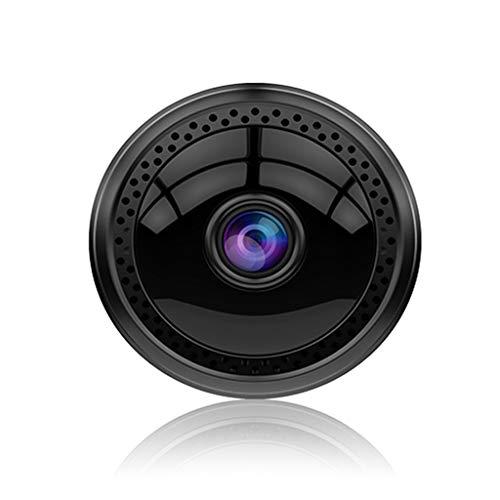 NKDD W12 1080P Mini WiFi Cámara IP Grabadora Sensor de visión Nocturna DVR Micro Videocámara Micro Grabadora Negro