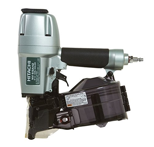 Hitachi NV65AH2 Coil Siding Nailer, 2-1/2-Inch (Discontinued by the Manufacturer)