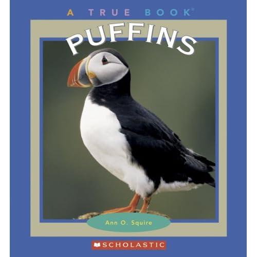 Puffins (True Books)