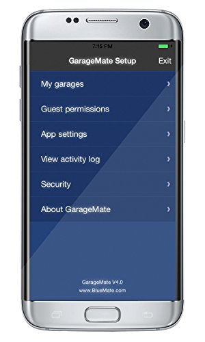 GarageMate: Open Your Garage with Your iPhones, Androids, or Apple Watch. Easy Setup. Secure....