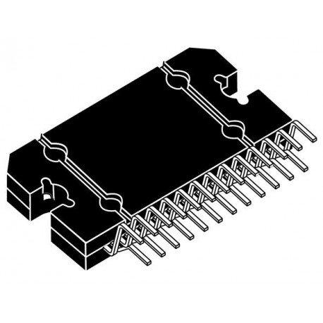 TDA7388 STMicroelectronics, 2 pzas en el paquete, vendido por SWATEE ELECTRONICS