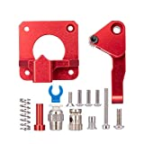 Creality 3D Dual Gear Extruder Upgrade All Metal Drive Feed Original Kit for Printer CR-10S Pro/CR-10/CR-10S/Ender3/Ender3pro 1.75mm Filament