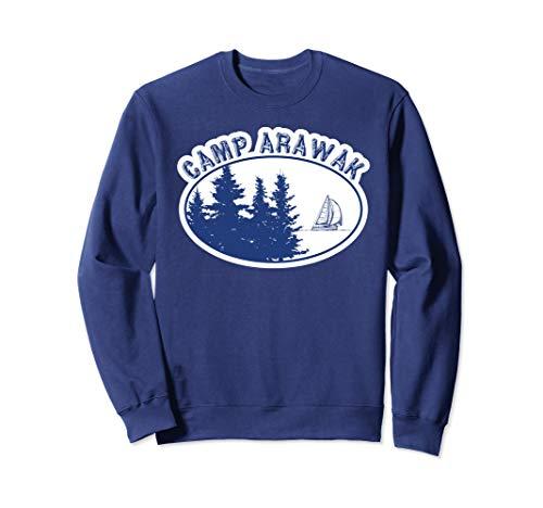 Camp Arawak Sweatshirt Retro Summer Camp Shirt