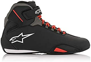 Alpinestars Sektor Shoe - Botas para moto, color negro