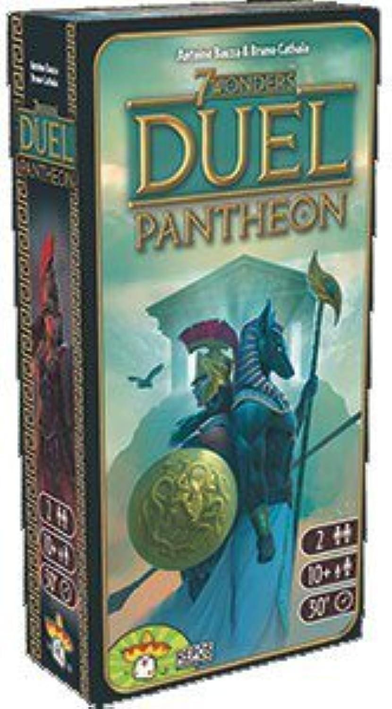 7 Wonders Duel Pantheon Expansion  English