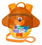 Hey Duggee Kids <span class='highlight'>Reins</span> With <span class='highlight'>Backpack</span> | <span class='highlight'>Backpack</span> With <span class='highlight'>Reins</span> For Toddlers, Boys, Girls With Safety Harness | Children Rucksack With <span class='highlight'>Reins</span> For Preschool, Nursery | Kids Bag With Leash