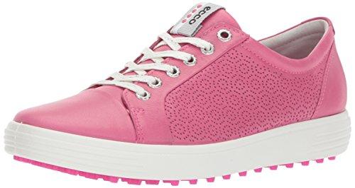 ECCO Damen Womens Golf Casual Hybrid Golfschuhe, Pink (Fandango 01083), 39 EU