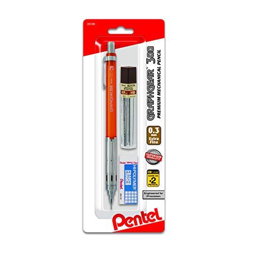 (28% OFF) Pental Arts GraphGear 300 Mechanical Pencil 0.3mm $5.64 Deal
