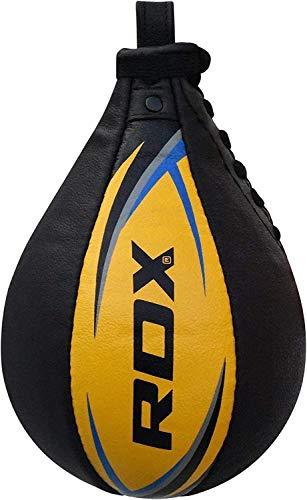 RDX Palla velocità Cuoio Palla Tesa per Bag Veloce...