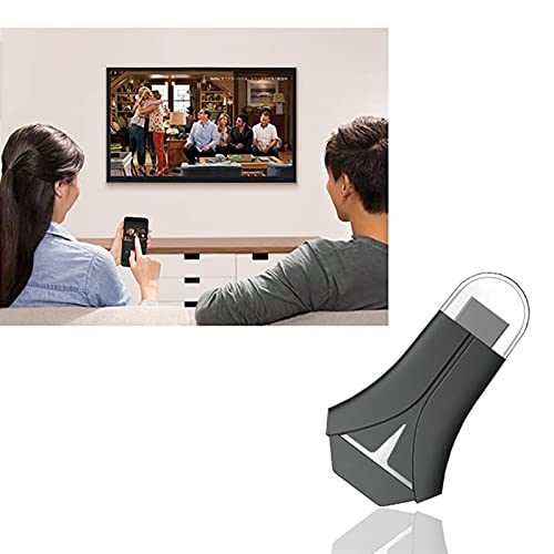 KUTTXRAS Mirascreen K12 TV Stick WiFi Mostrar Receptor HDMI -Compatible Stream Cast Mirror Screen Pantalla Airplay Miracast Anycast Airmirror ttt-9-4