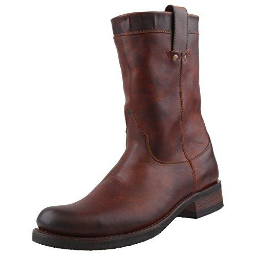 Sendra Boots, Stivali da motociclista uomo, Marrone (marrone), 42
