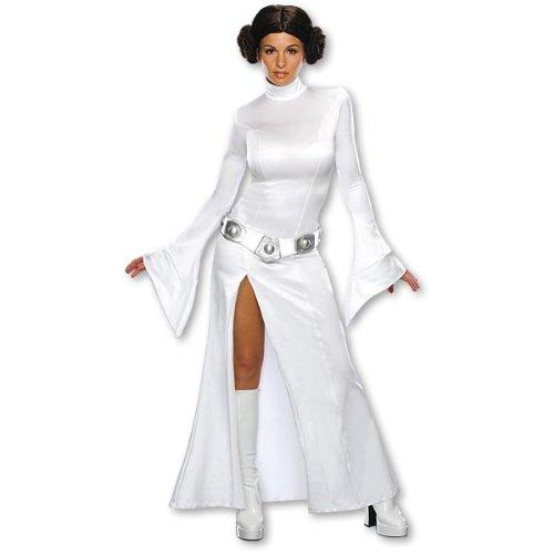 Star Wars Erwachsenenkostüm Sexy Prinzessin Leia