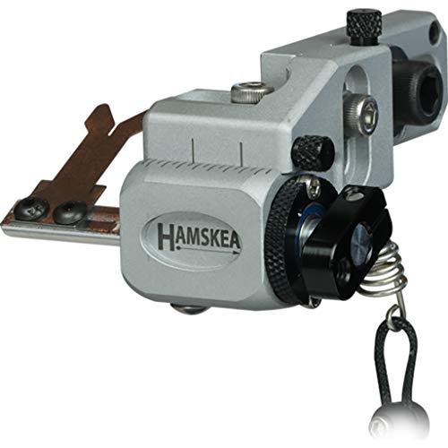 Hamskea Archery Solutions 210078 Hybrid Target Pro Arrow Rest Silver RH