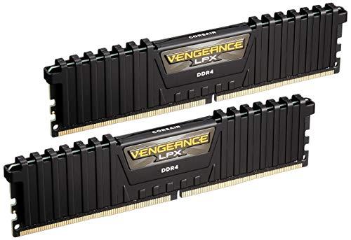 Corsair Vengeance LPX 16 GB (2 X 8 GB), DDR4, 3000 MHz, C15 XMP 2.0