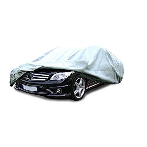 ECD Germany Funda coche XL 533 x 178 x 119 cm Lona