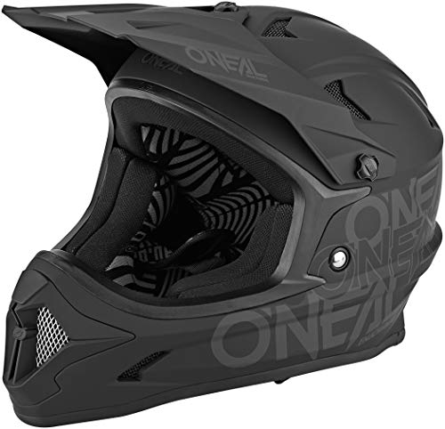 O'NEAL Backflip Youth Helmet SOLID Black M (48-50cm)