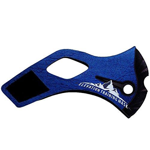 Training Mask Elevation 2.0 Sub Zero Sleeve Blue Size Small