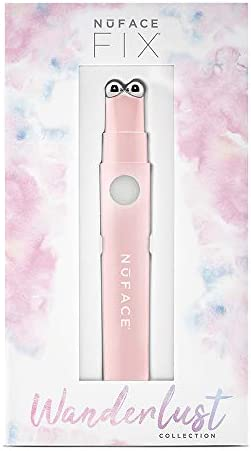 NuFACE FIX Line Smoothing Device Limited Edition Wanderlust Collection Blush MicrocurrentSkincare product image