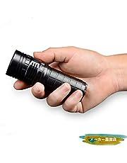 懐中電灯 IMALENT DN70 小型 強力 フラッシュライト 爆光 ハンディライト 超 明るい 3800lm 照射距離325m 連続点灯50時間 4段階点灯ターボ/ストロボ/SOS/ビーコン【5年間品質保証】
