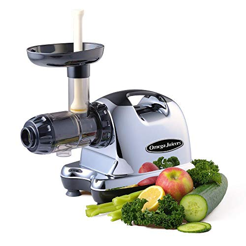 Omega Juicer Nutrition Centre 8006 Chrome 220V by Omega
