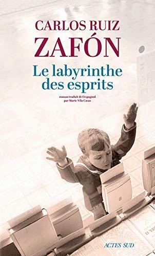 Ruiz Zafón, C: Labyrinthe des esprits