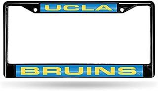 UCLA Mom CA license plate frame chrome NEW