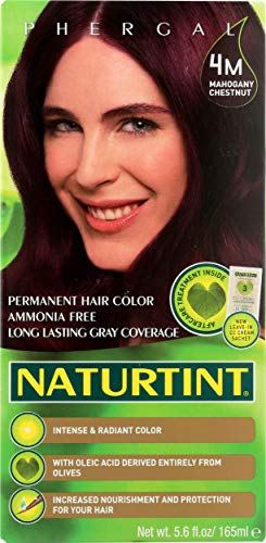 Naturtint Hair Color 4M Mahogany Chestnut 1 Pack