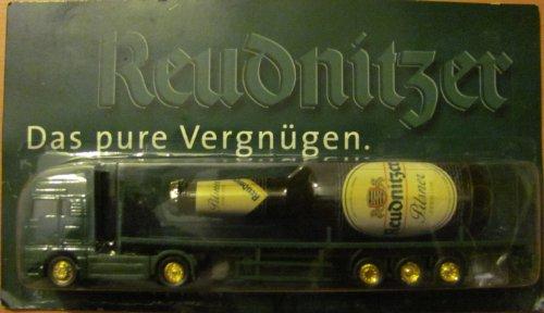 Reudnitzer Nr.31 - Pilsner - MAN TG 460 - Sattelzug mit Flasche