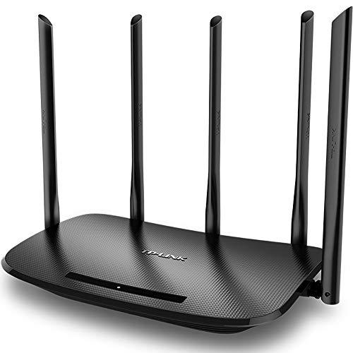 Dual Band Gigabit Smart Wi-Fi Router, módem Gigabit VDSL/ADSL de Banda Dual inalámbrica para conexión de línea telefónica