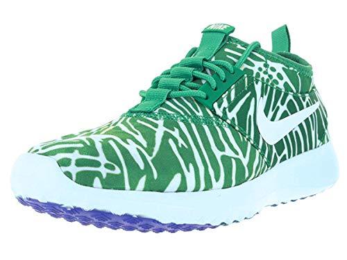Nike Wmns Juvenate Print, Zapatillas de Deporte para Mujer, Verde...