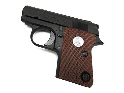 マルシン MARUSHIN モデルガン コルト Colt 25オート ブラック HW 25Auto 発火式 モデルガン 完成品 ブローバック (011878)