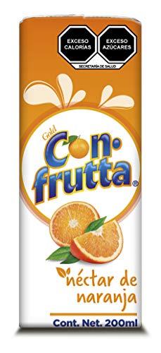 Valle Frut Naranja marca CONFRUTTA