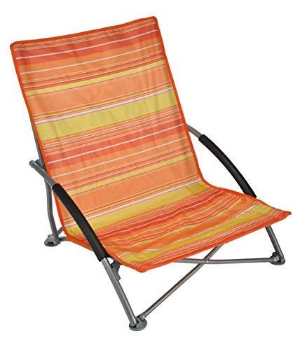 Chaise de plage avec sac de transport – housse en Oxford 600D